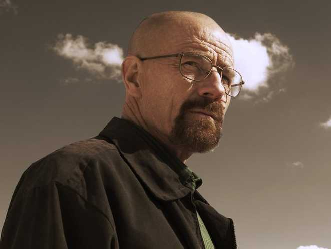 Bryan Cranston as Walter White. (AMC)